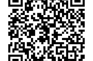 scan the QR code to download the new app.