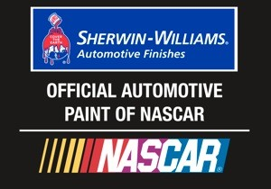 Sherwin Williams Auto Paint >> Sherwin Williams Official Paint Of Nascar