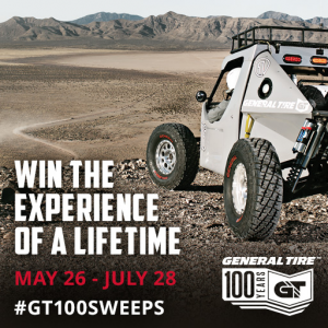 GT100 Sweepstakes Square