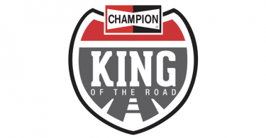 King of the Road - Champion - Logo