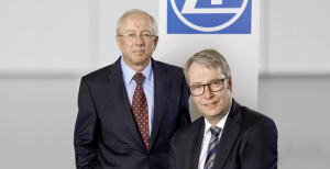 ZF Acquisition of TRW