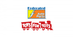 Federated - Toys for Tots - Logo