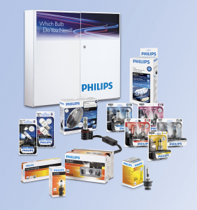 Philips - Product Display