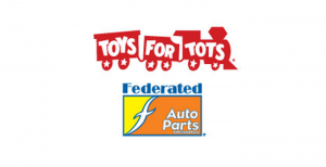 Federated - Toys for Tots Logo