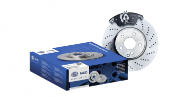 HELLA Pagid - Brake Rotors