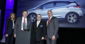 Brake Parts - GM - Overdrive Award