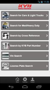 KYB - Screenshot
