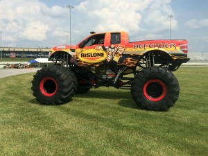 Bar's Leaks and Rislone are sponsoring the Rislone Defender and Bar's Leaks Eliminator monster trucks for the ninth straight year. The monster truck sponsorships are a fun, positive way to grow awareness – and retail sales – among current and future car show and motorsports enthusiasts.