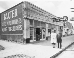 Family Owned Baxter Auto Parts Purchases Family Owned