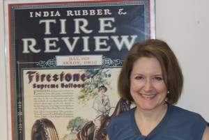 Patti Renner, Tire Review