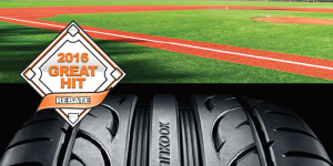 Hankook - Great Hit Rebate