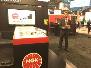 David Boer, vice president of marketing, NGK Spark Plugs (U.S.A.) Inc.
