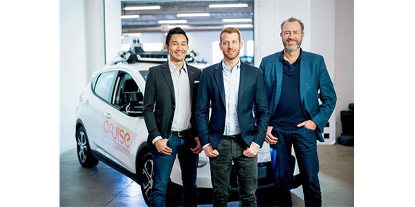 GM President Dan Ammann to head Cruise autonomous-vehicle unit