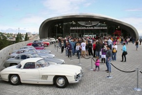 LeMay – America's Car Museum (ACM) had its grand opening this weekend, in a celebration that drew thousands of people to the 165,000-square-foot automotive museum, the largest in North America.