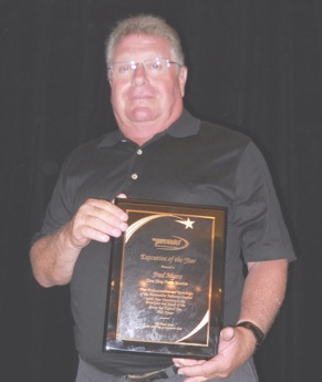Fred Myers was named Pronto's Executive of the Year 2012.